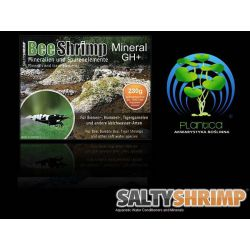 SaltyShrimp Bee Shrimp Mineral GH+ – Минерализатор воды, на развес 90 г