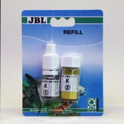 JBL Reagens K Potassium – Реагенты для теста на содержание калия
