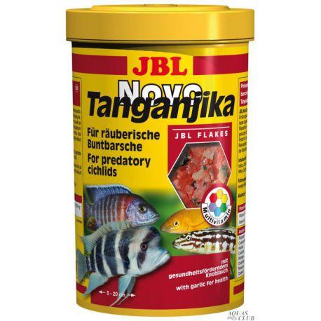 JBL NovoTanganjika 1 л – Корм для растительноядных цихлид из озер Малави и Танганьика