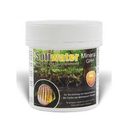 SaltyShrimp Softwater Mineral GH+ 90 г