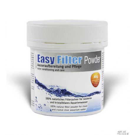 SaltyShrimp Easy Filter Powder 40 г