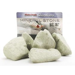 Shirakura Mineral Stone 200 г – Минеральный камень для креветок