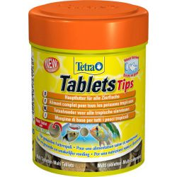 Tetra Tablets Tips 75 табл. – Корм в форме прикрепляемых таблеток