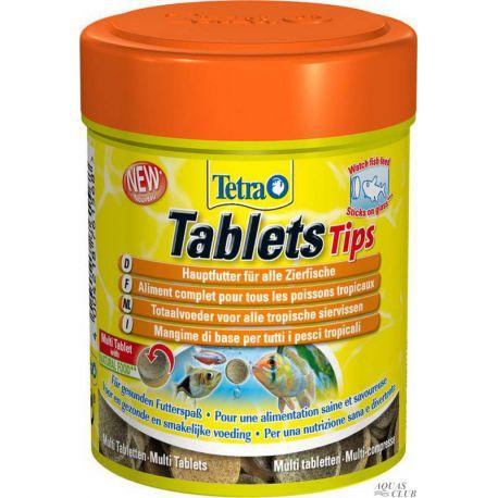 Tetra Tablets Tips – Корм в форме прикрепляемых таблеток