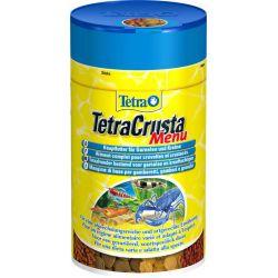 Tetra TetraCrusta Menu 100 мл – Основной корм для креветок и раков
