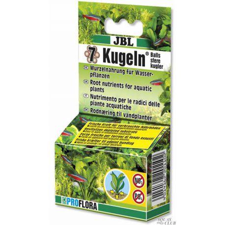 JBL 7 Kugeln – Удобрение в виде шариков для корней растений 7 шт