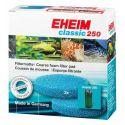 EHEIM coarse foam classic 250 2213 2 шт – Крупнопористая губка для механической и биологической фильтрации