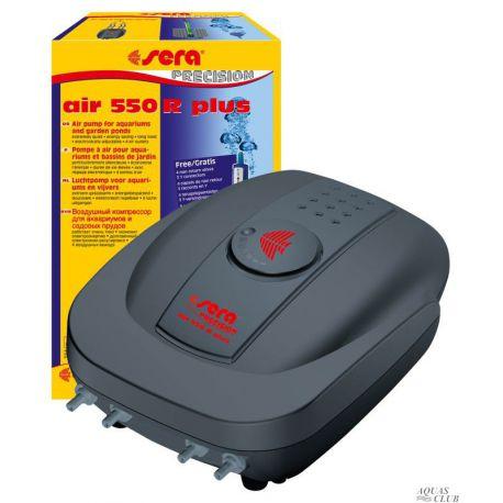 SERA air 550 R plus – Воздушный компрессор 8 Вт 550 л/ч