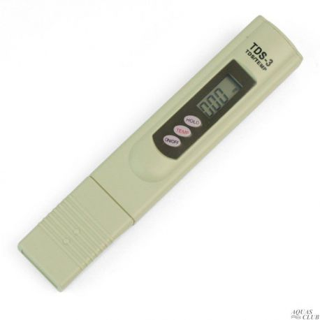 Прибор для измерения TDS цифровой солемер