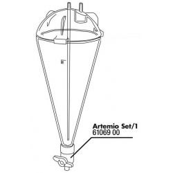 JBL Artemio Drain Cock – Кран для инкубатора JBL Artemio