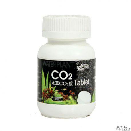 ISTA CO2 Tablet 100 шт – Таблетки CO2 для растений