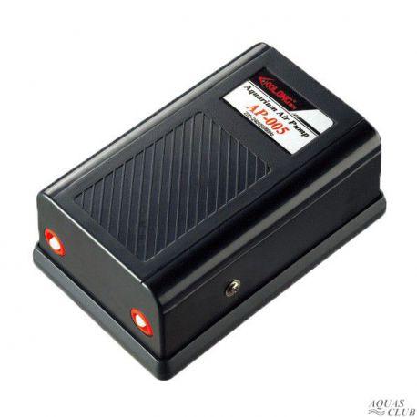 Компрессор XILONG AP-005, двухканальный, 5Вт