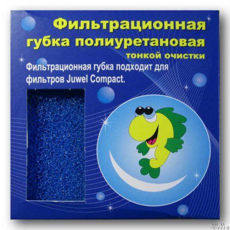 Roof Foam для JUWEL Compact – Губка тонкой очистки, синяя