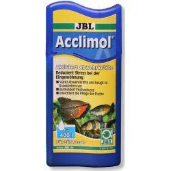 JBL Acclimol 100 мл – Препарат для защиты рыб при акклиматизации и для уменьшения стрессов