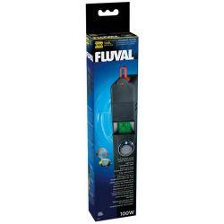 HAGEN Fluval E100 Advanced Electronic Heater – Нагреватель электронный с LCD дисплеем