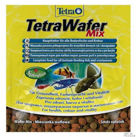 Tetra TetraWafer Mix 15 г