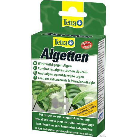 Tetra Algetten – Средство против водорослей 12 таб. на 120 л