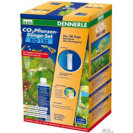 Dennerle CO2 Plant Fertilizer Set BIO 120