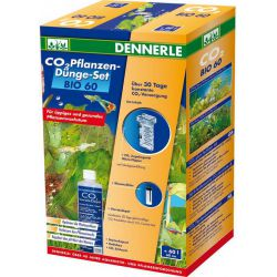 Dennerle CO2 Plant Fertilizer Set BIO 60