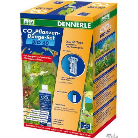 Dennerle CO2 Plant Fertilizer Set BIO 60