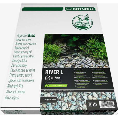 Dennerle Nature Gravel PlantaHunter River L 5 кг