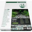 Dennerle Nature Gravel PlantaHunter River L 5 кг – Натуральный гравий 8-12 мм
