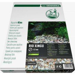 Dennerle Nature Gravel PlantaHunter Rio Xingu MIX 5 кг – Натуральный гравий 2-22 мм
