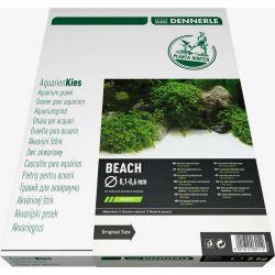Dennerle Nature Gravel PlantaHunter Beach 5 кг – Натуральный песок 0,1-0,6 мм