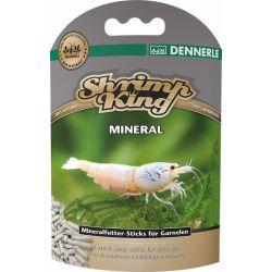 Dennerle Shrimp King Mineral 45 г – Дополнительный корм в форме палочек с минералами для креветок