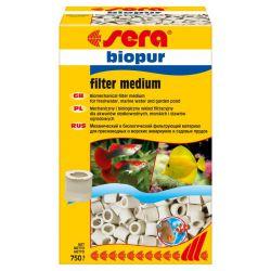 SERA biopur 750 г – Биомеханический фильтрующий материал