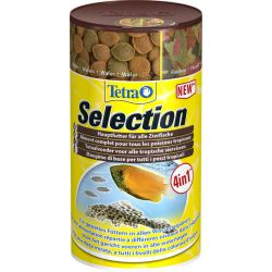 Tetra Selection 100 мл – 4 вида основного корма