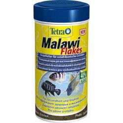 Tetra Malawi Flakes 100 мл – Хлопья для травоядных цихлид
