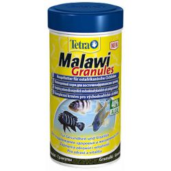 Tetra Malawi Granules 250 мл – Гранулы для травоядных цихлид
