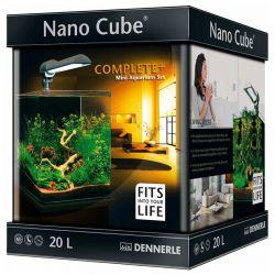 Dennerle Nano Cube Complete+ 20 л – Нано-аквариум с комплектом для установки