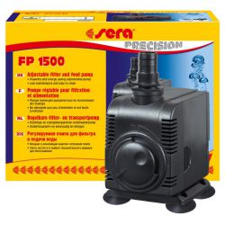 SERA FP 1500 – Помпа подачи воды 25 Вт, 1500 л/ч, 2,5 м
