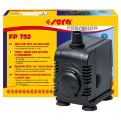 SERA FP 750 – Помпа подачи воды 12 Вт, 750 л/ч, 1,5 м