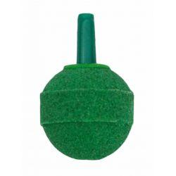 Распылитель камень-шарик зелёный 25 мм