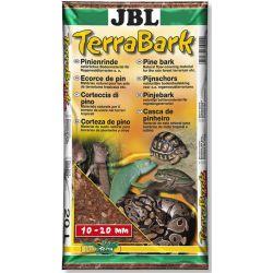 JBL TerraBark 20 л – Субстрат из коры сосны пинии, 10-20 мм