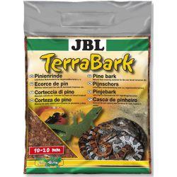 JBL TerraBark 5 л – Субстрат из коры сосны пинии, 10-20 мм