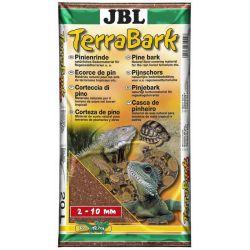 JBL TerraBark 20 л – Субстрат из коры сосны пинии, 2-10 мм