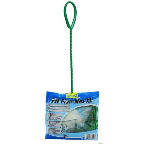Сачок Tetra №4 XL 15 см зелёная сетка