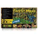EXO TERRA Forest Moss 2x7 л – Субстрат лесной мох