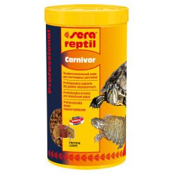 SERA reptil Professional Carnivor 1000 мл – Корм для плотоядных рептилий