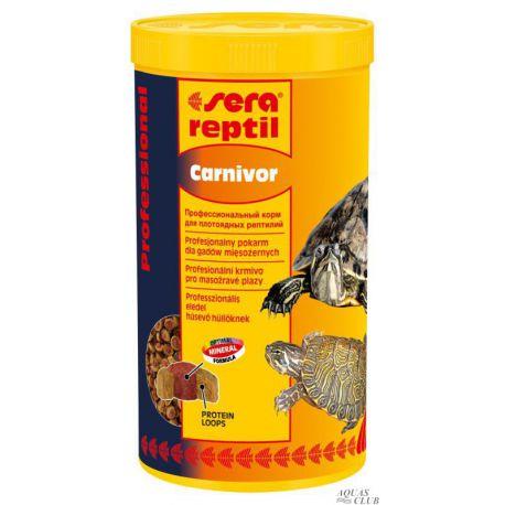 SERA reptil Professional Carnivor 1000 мл