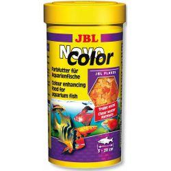 JBL NovoColor 250 мл – Корм в виде хлопьев для усиления окраски