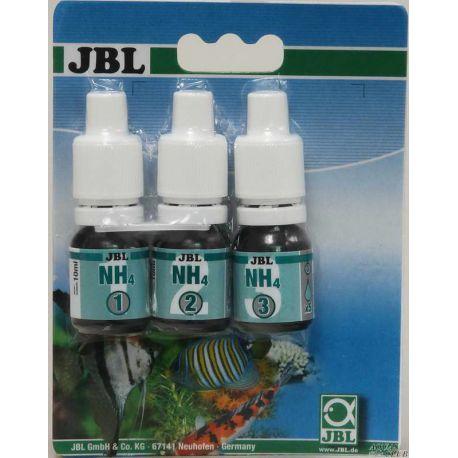 JBL Reagens NH4 Ammonium – Реагенты для теста на аммоний / аммиак NH4