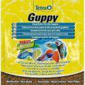 Tetra Guppy 12 г – Сбалансированный корм для всех видов гуппи
