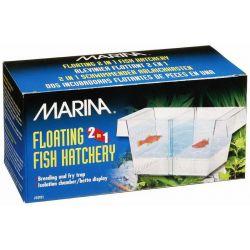 HAGEN Marina Floating Fish Hatchery 2 в 1 – Отсадник пластиковый плавающий