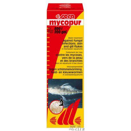 SERA mycopur – Средство против грибков 50 мл на 800 л