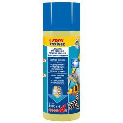 SERA toxivec 250 мл – Удалитель вредных веществ на 1000 л